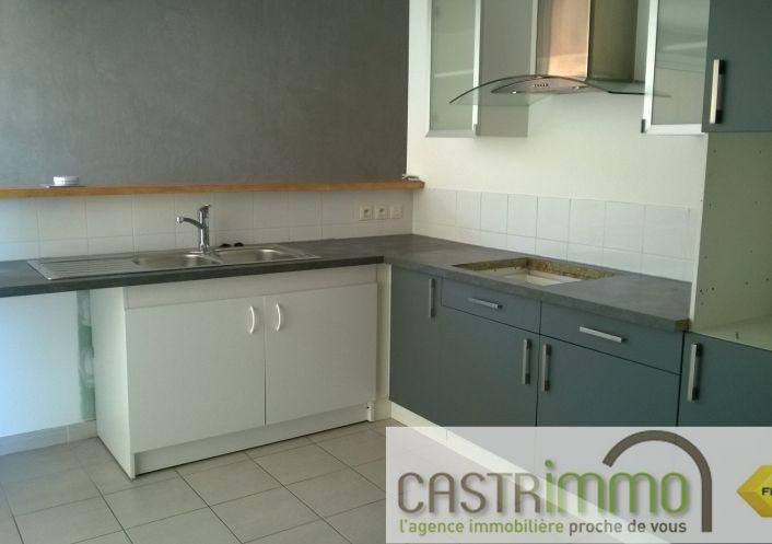 A louer Maison Gallargues Le Montueux   Réf 3458654609 - Castrimmo