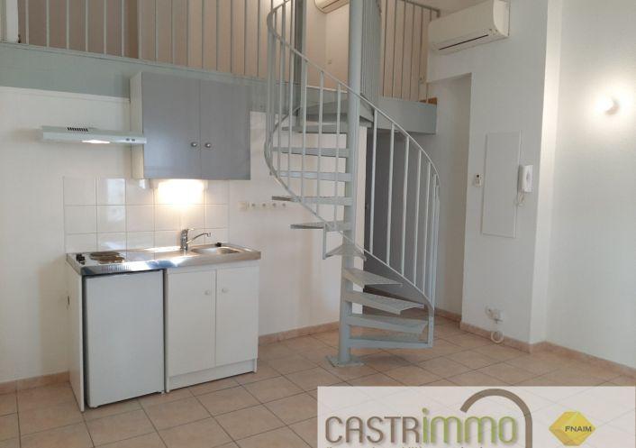 A louer Studio mezzanine Saint Aunes   Réf 3458654995 - Castrimmo