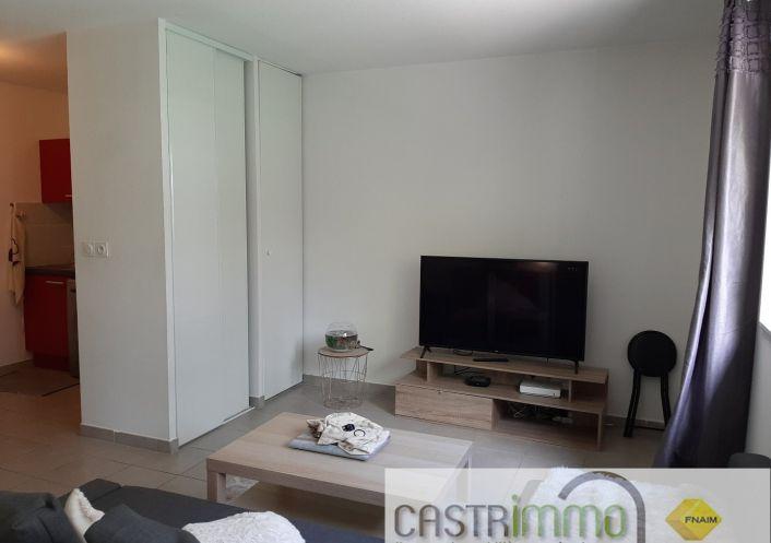 A louer Studio Castelnau Le Lez   Réf 3458654996 - Castrimmo