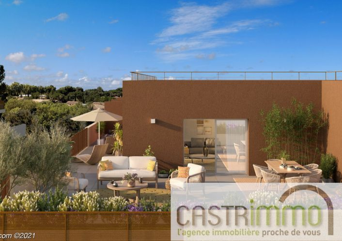 A vendre Appartement Castries | Réf 3458655017 - Castrimmo