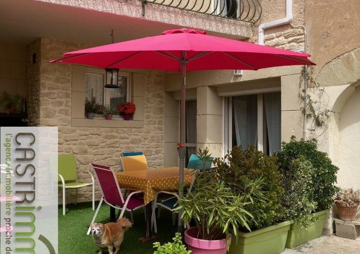 A vendre Maison de village Tourbes | Réf 3458655177 - Castrimmo