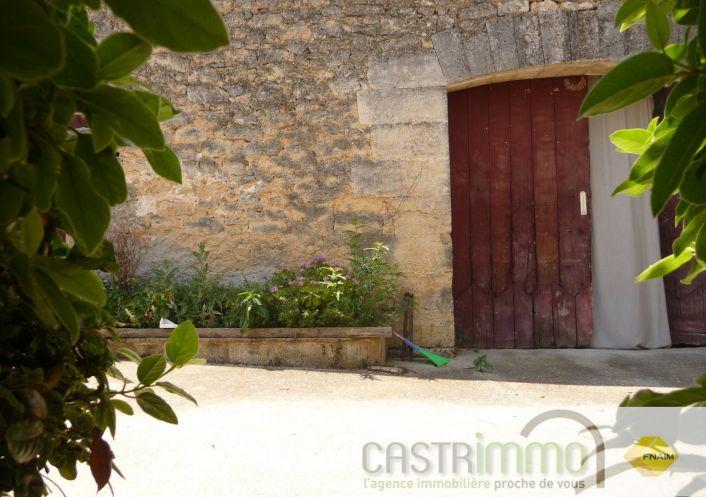 A vendre Maison de village Sussargues   Réf 3458655605 - Castrimmo