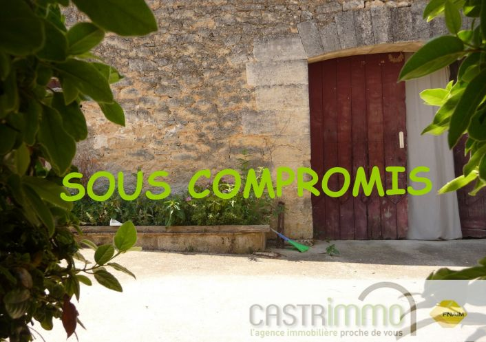 A vendre Maison de village Sussargues | Réf 3458655605 - Castrimmo