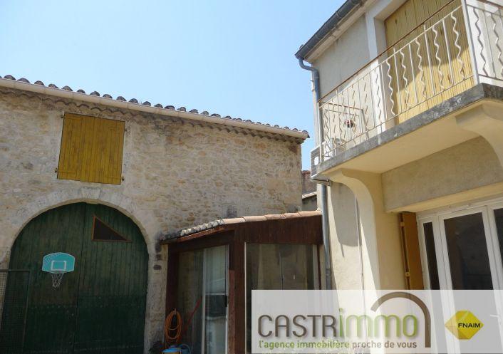 A vendre Maison de village Sussargues   Réf 3458655606 - Castrimmo