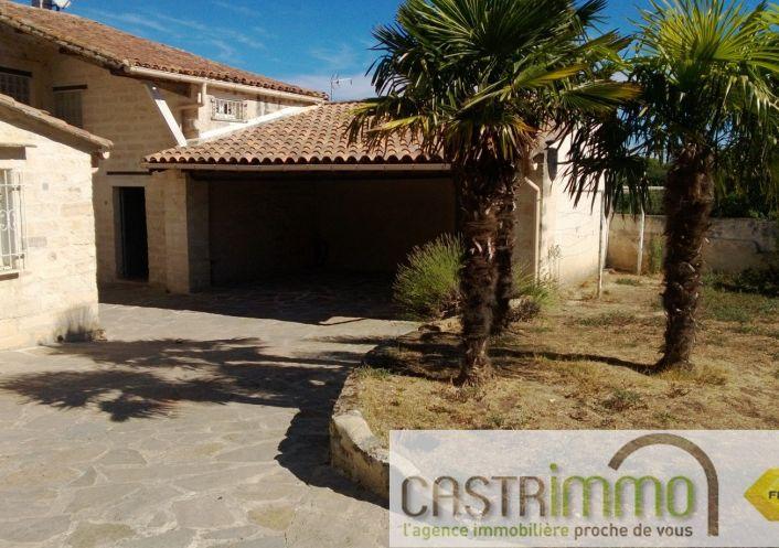 A louer Maison de village Sussargues   Réf 3458656034 - Castrimmo