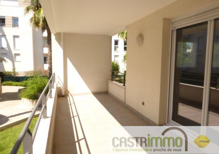 A vendre Appartement en résidence Montpellier   Réf 3458656758 - Castrimmo