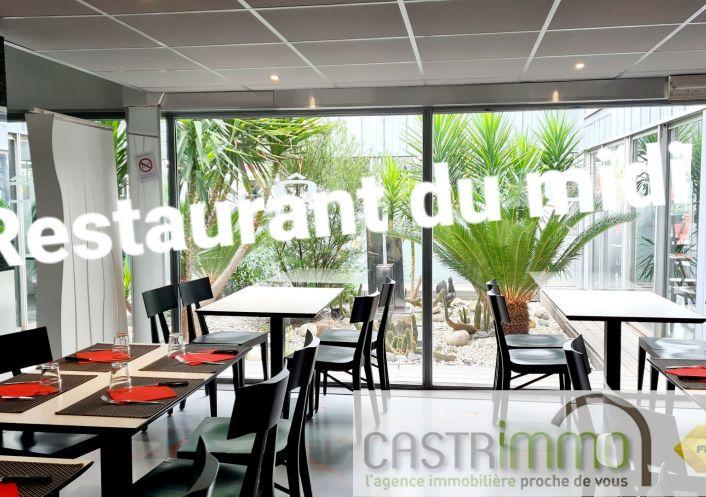 A vendre Restaurant Montpellier   Réf 3458657348 - Castrimmo