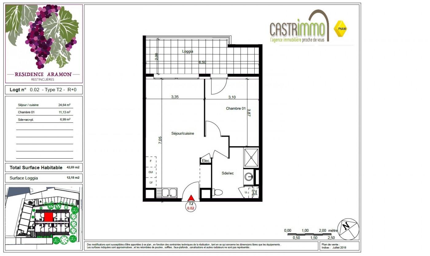 A vendre Castries 34586855 Castrimmo