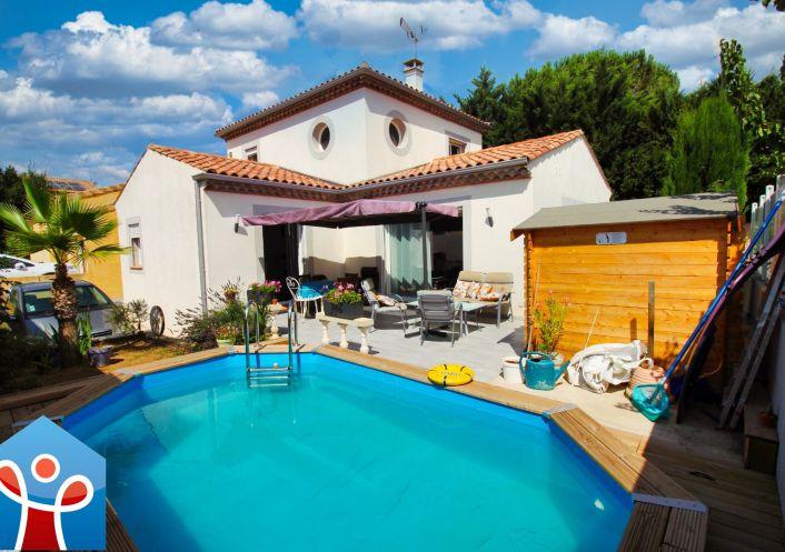 A vendre Maison Villeneuve Les Beziers   Réf 345881045 - Nouveau propriétaire