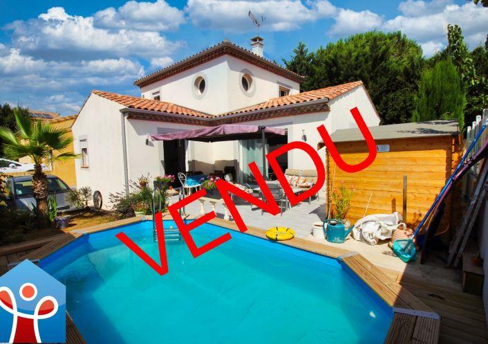 A vendre Maison Villeneuve Les Beziers   Réf 345881105 - Nouveau propriétaire