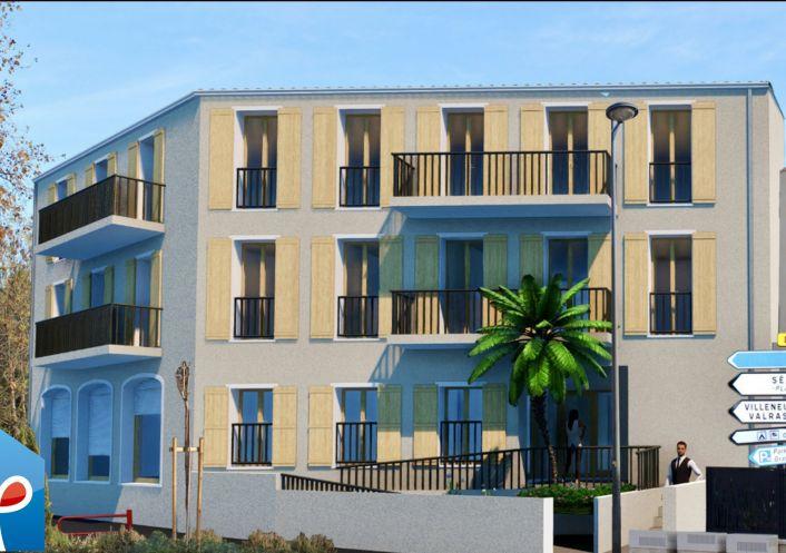 A vendre Appartement Serignan   Réf 34588982 - Nouveau propriétaire