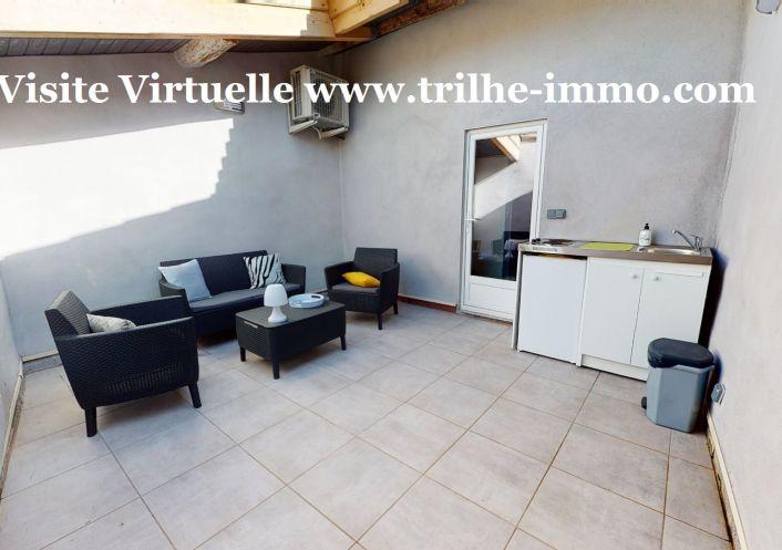 A vendre Maison de village Creissan   Réf 34641234 - Trilhe immobilier