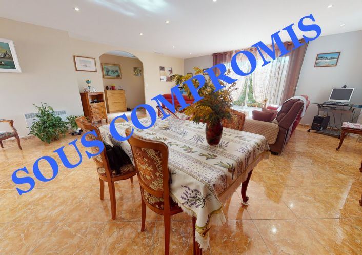 A vendre Villa Cazouls Les Beziers   Réf 34641246 - Trilhe immobilier