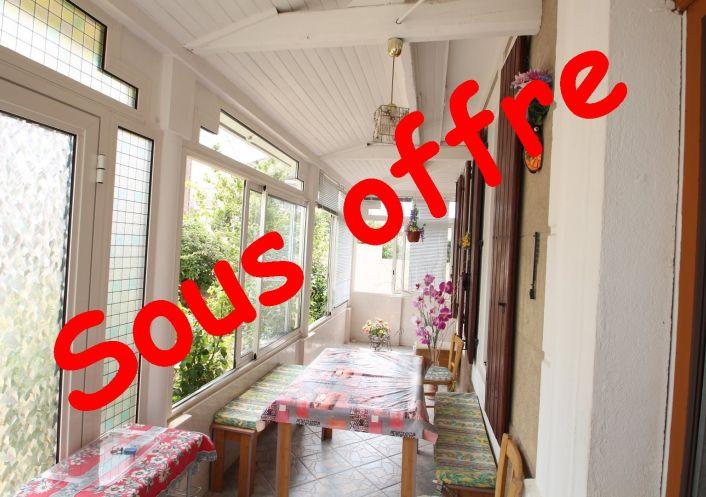 A vendre Maison de ville Corneilhan   Réf 34641281 - Trilhe immobilier