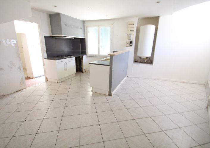 A vendre Maison de village Cazouls Les Beziers   Réf 34641287 - Trilhe immobilier