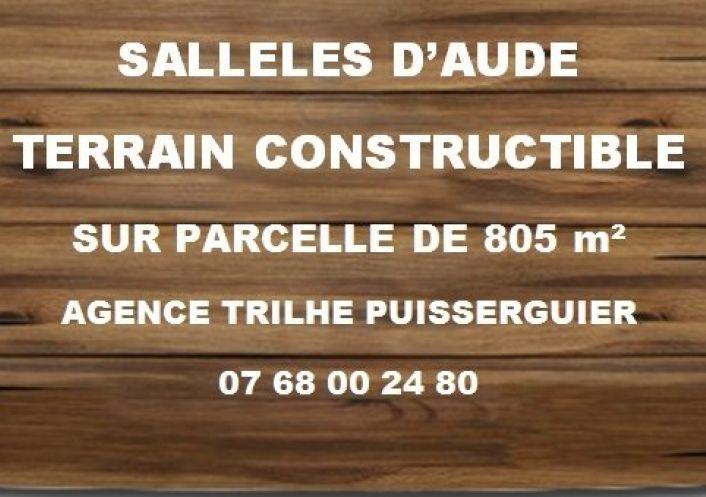 A vendre Salleles D'aude 3464174 Trilhe immobilier