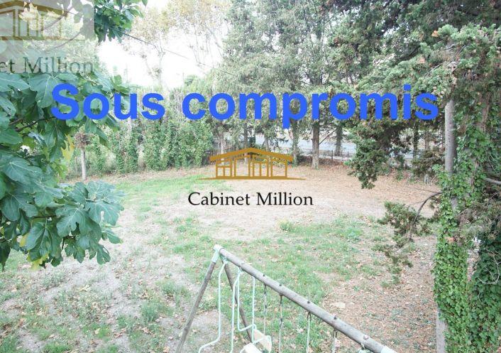 A vendre Terrain constructible Mireval   Réf 346441005 - Cabinet million