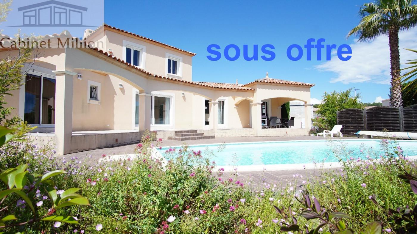 A vendre Saint Pargoire 346442235 Cabinet million
