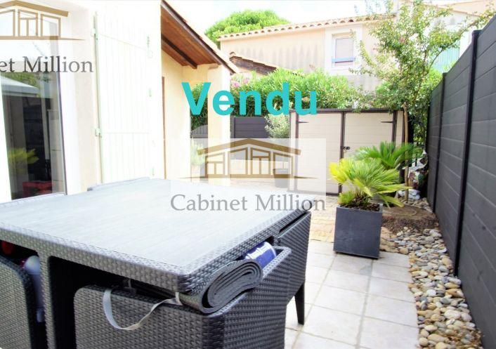A vendre Maison en résidence Vic La Gardiole   Réf 346442698 - Cabinet million