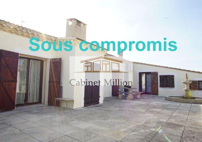 A vendre Villa sur toit Vic La Gardiole | Réf 346442797 - Cabinet million