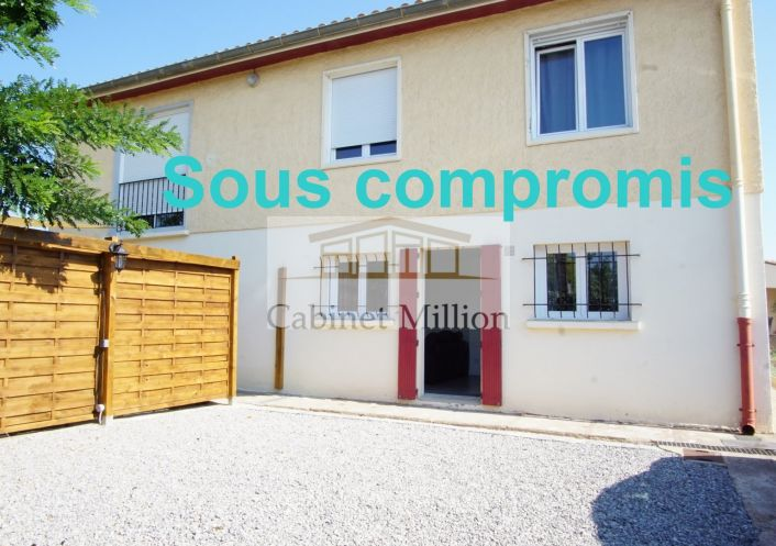 A vendre Maison Frontignan   Réf 346443136 - Cabinet million