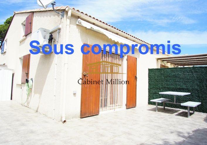 A vendre Maison en résidence Vic La Gardiole   Réf 346443234 - Cabinet million