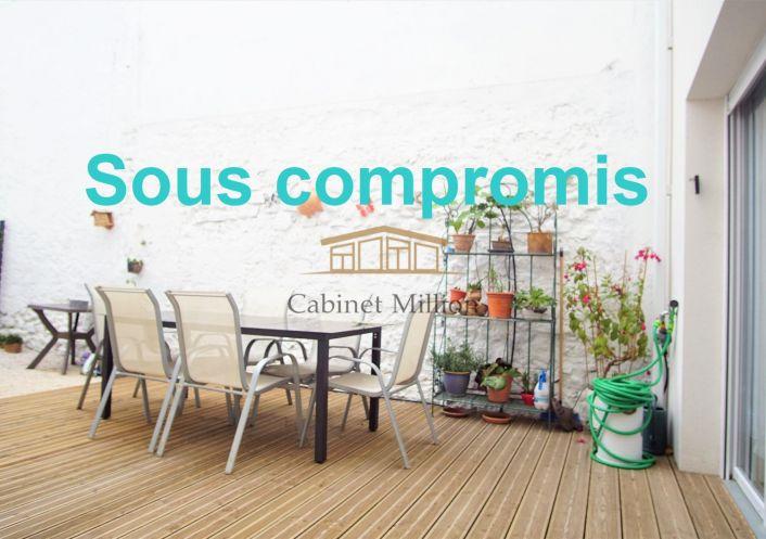 A vendre Appartement en rez de jardin Frontignan | Réf 346443305 - Cabinet million