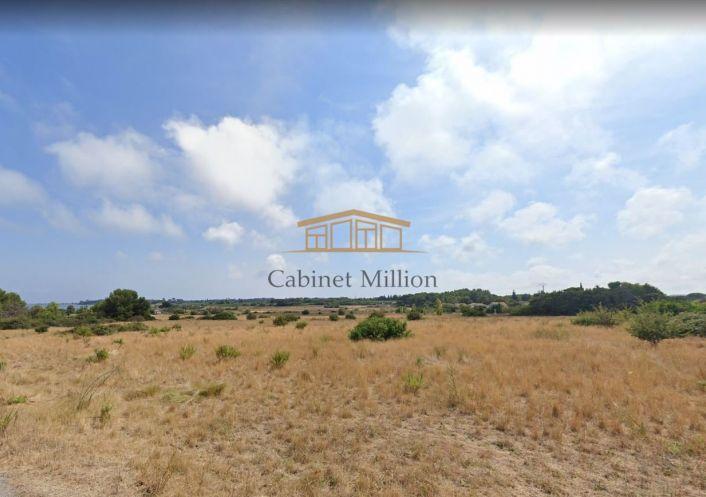 A vendre Terrain non constructible Vic La Gardiole   Réf 346444013 - Cabinet million