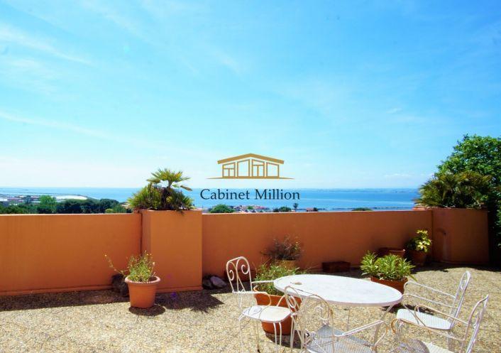 A vendre Appartement terrasse Sete | Réf 346444231 - Cabinet million
