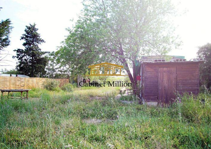 A vendre Terrain de loisir Mireval   Réf 346444283 - Cabinet million