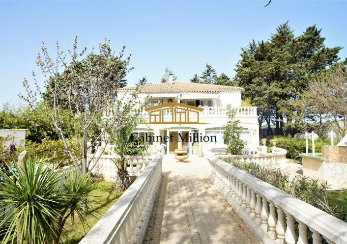 A vendre Résidence tourisme Vic La Gardiole | Réf 346444285 - Cabinet million