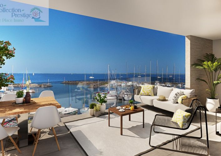 A vendre Appartement terrasse Marseillan | R�f 34654111 - Place immo