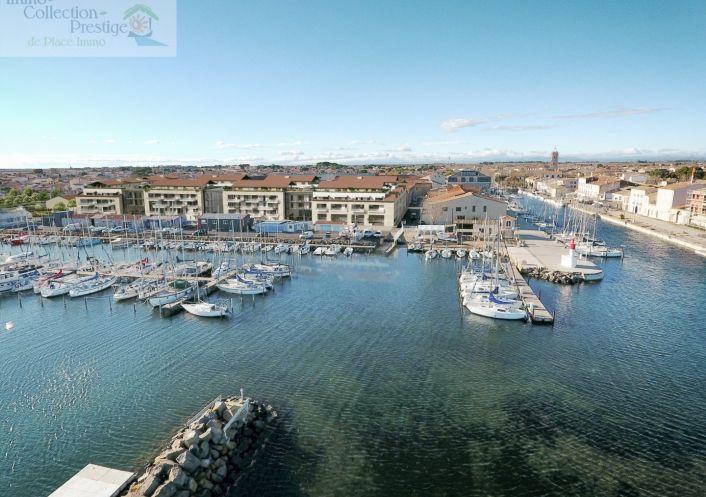 A vendre Appartement terrasse Marseillan | R�f 34654116 - Place immo