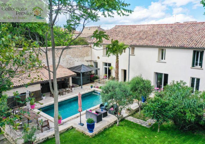 A vendre Maison de caract�re Montagnac   R�f 34654117 - Place immo