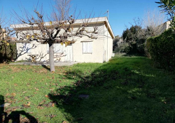 A vendre Terrain Serignan   Réf 346572481 - Vives immobilier