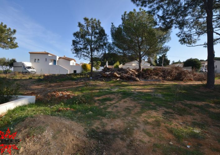 A vendre Terrain Portiragnes   Réf 346572619 - Vives immobilier