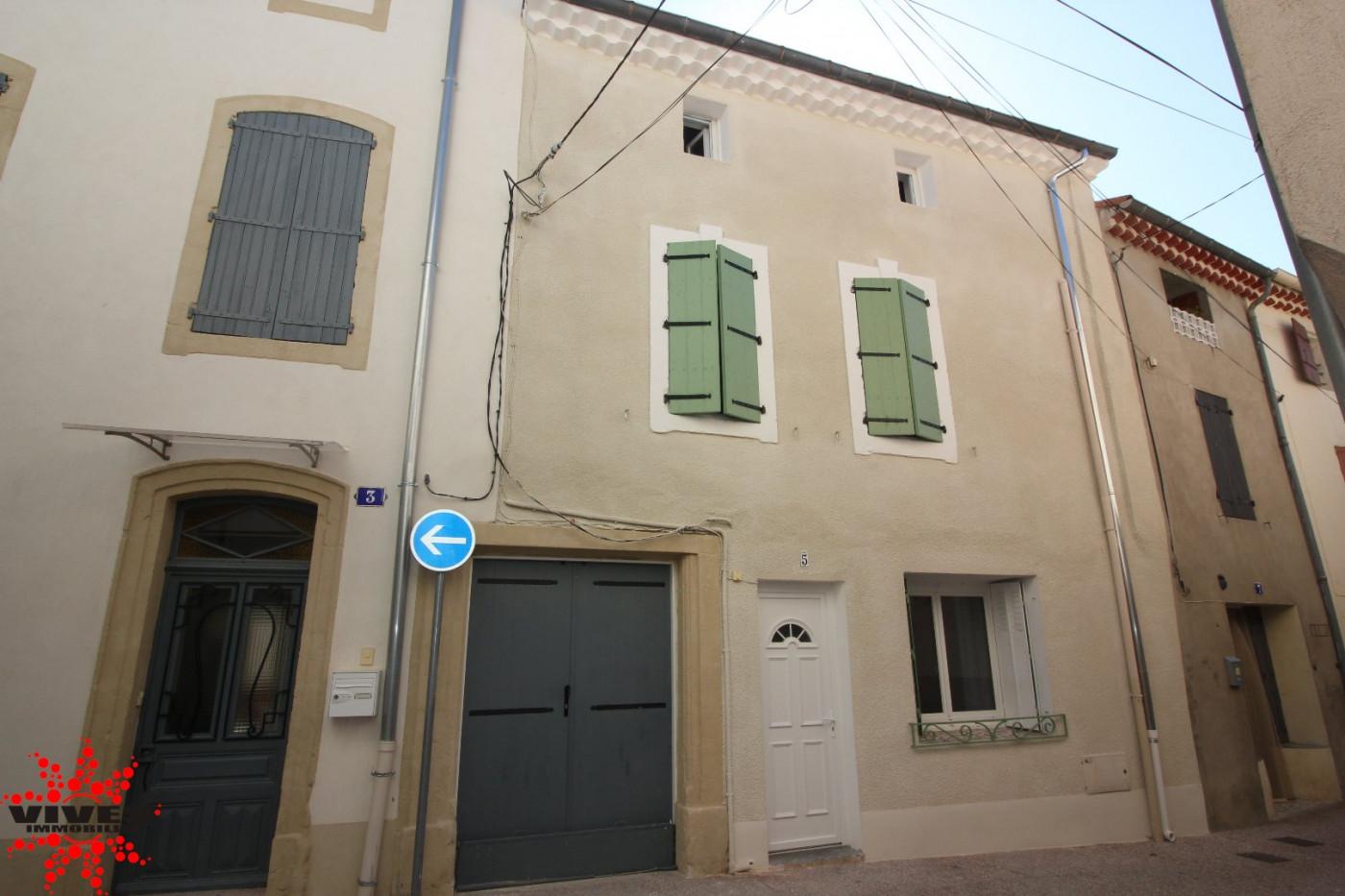 A vendre  Nissan Lez Enserune | Réf 346572953 - Vives immobilier