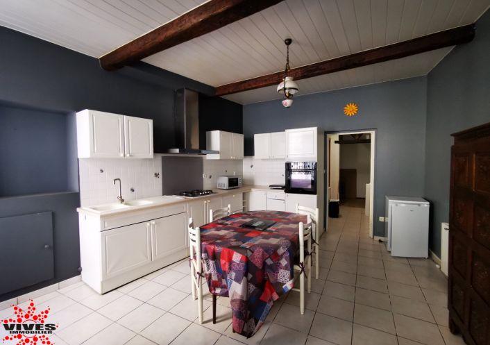 A vendre Maison de village Villeneuve Les Beziers   Réf 346573054 - Vives immobilier