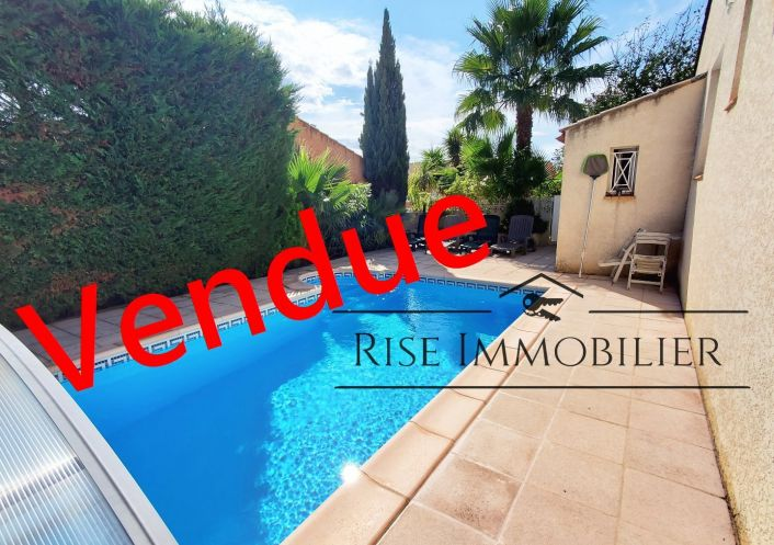A vendre Villa Portiragnes | Réf 34658114 - Rise immo