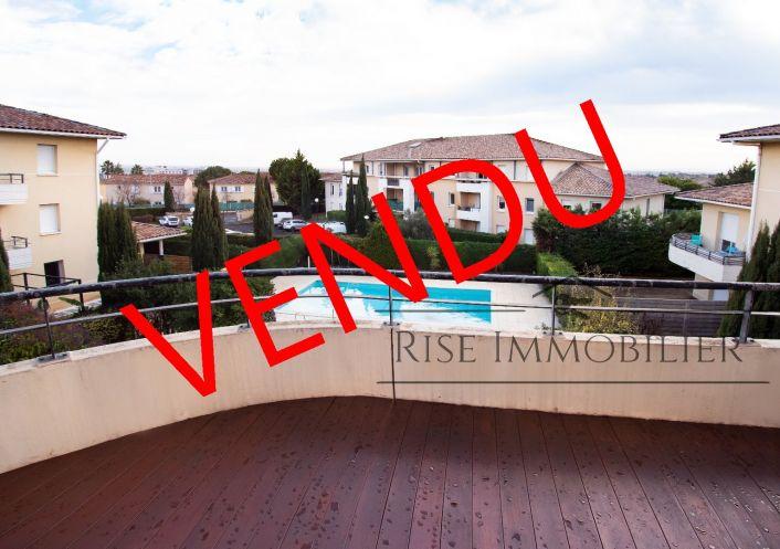 A vendre Appartement en résidence Beziers   Réf 34658116 - Rise immo