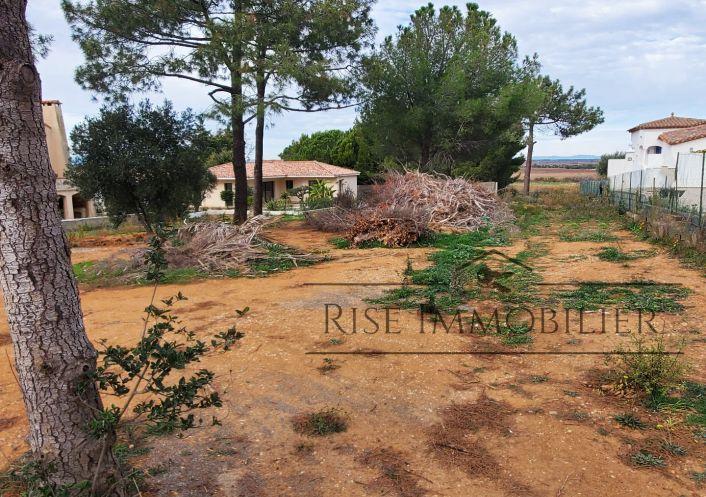 A vendre Terrain Portiragnes | Réf 34658121 - Rise immo