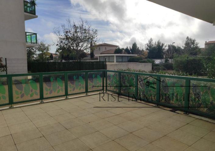 A vendre Appartement en rez de jardin Serignan | Réf 34658123 - Rise immo