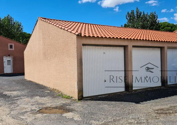 A vendre Garage Portiragnes | Réf 34658132 - Rise immo