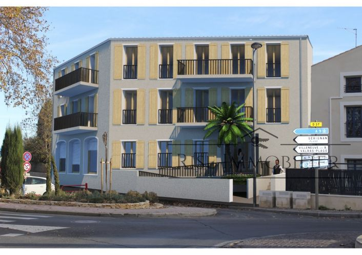 A vendre Appartement en frais réduits Serignan | Réf 34658136 - Rise immo