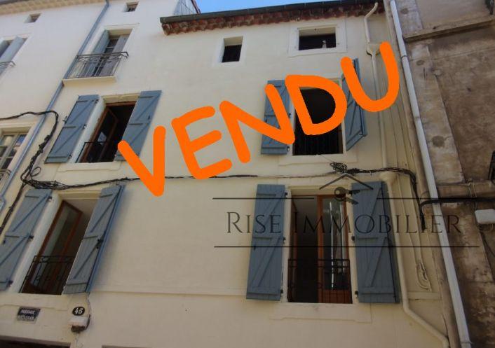 A vendre Immeuble de rapport Beziers | Réf 34658185 - Rise immo