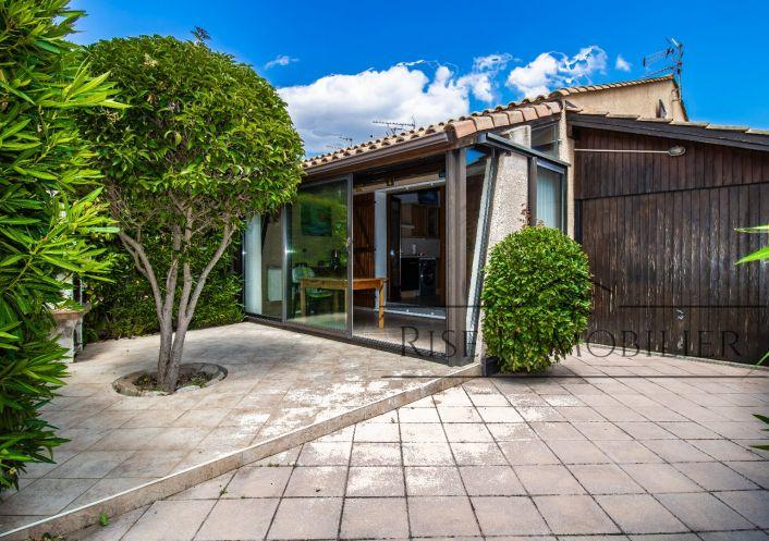 A vendre Maison en résidence Portiragnes Plage   Réf 34658200 - Rise immo