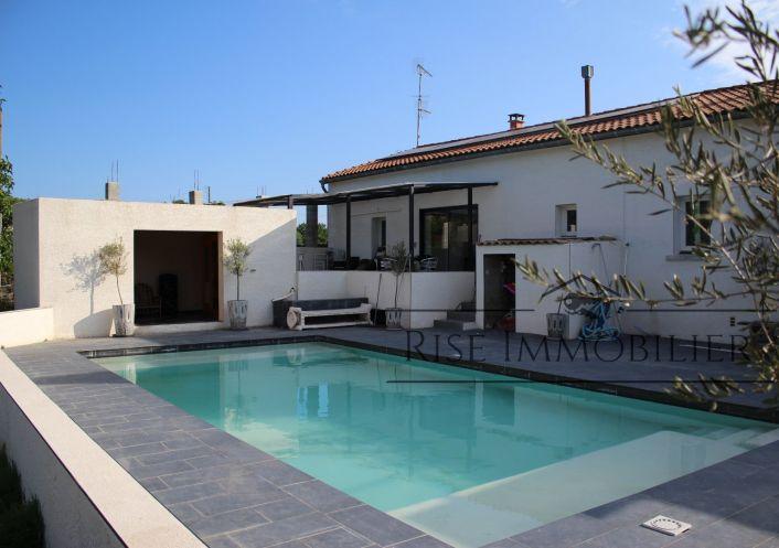 A vendre Maison Pouzolles | Réf 34658203 - Rise immo