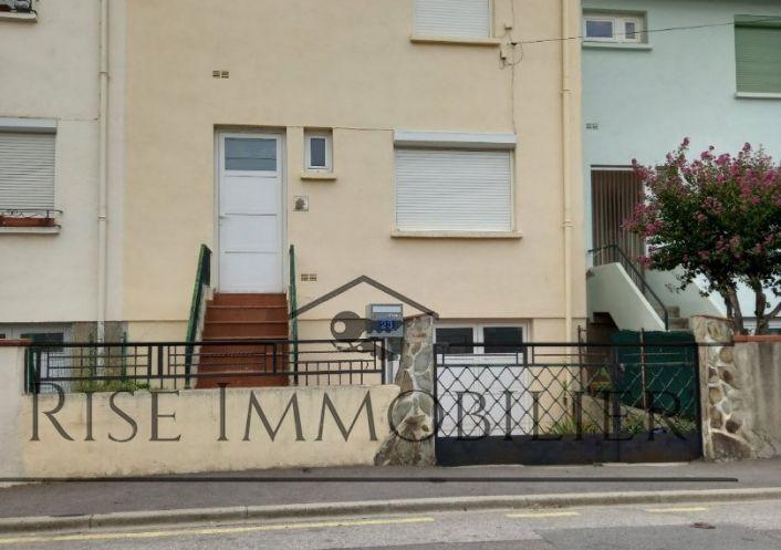 A vendre Maison Ille Sur Tet   Réf 34658217 - Rise immo