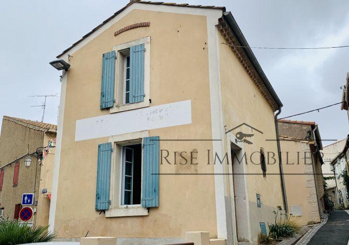 A vendre Maison de village Portiragnes | Réf 34658238 - Rise immo