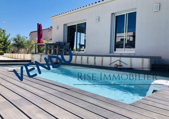 A vendre Villa Thezan Les Beziers | Réf 3465892 - Rise immo
